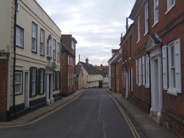 Cumberland Street, Woodbridge