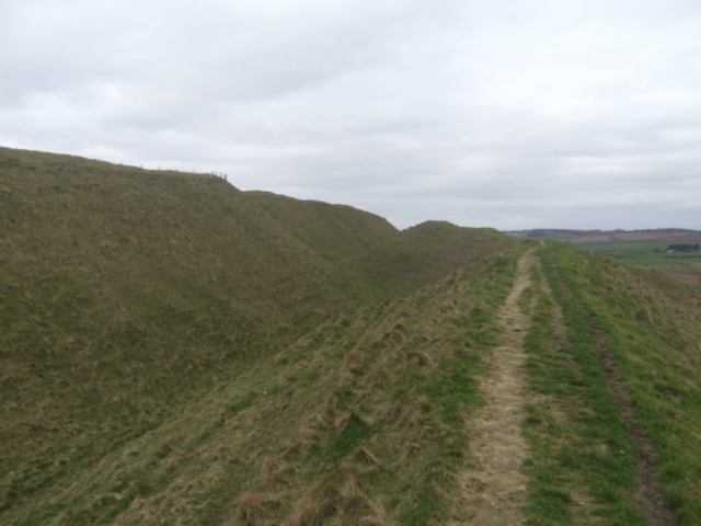 Northern Ramparts - Maiden Castle