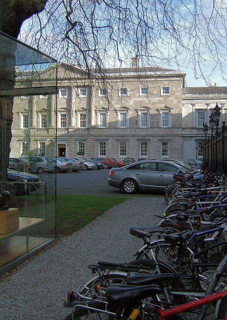 Leinster House, Kildare Street, Dublin