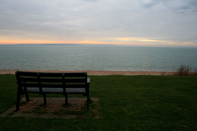 Bench-on-the-Front