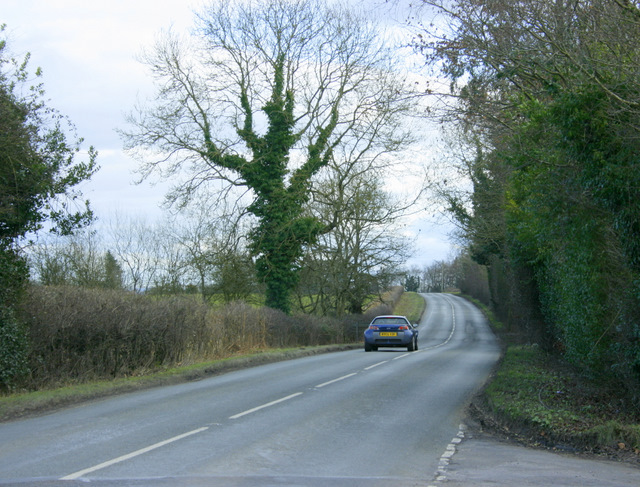 2009 : A342 looking south