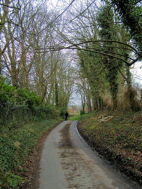 Kiln Lane, Hooe