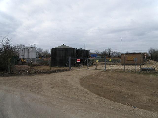 Buckden Sewage Works