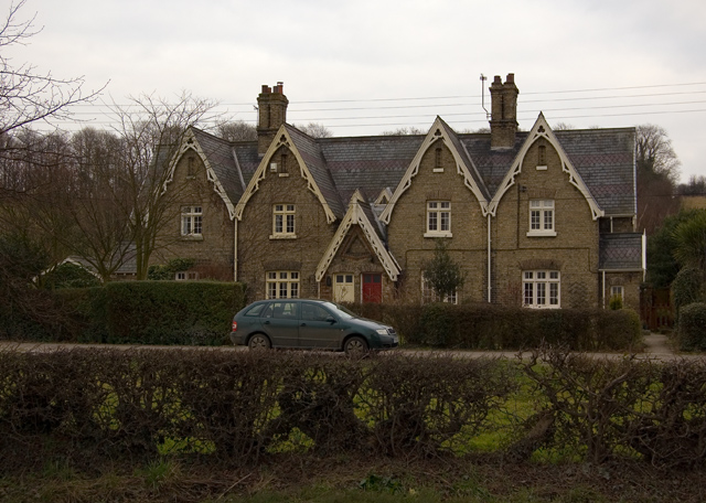 North Cliffe houses