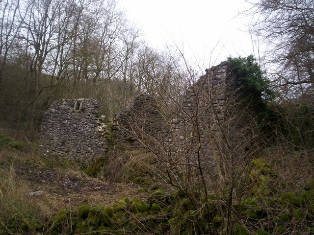Remains of Lode Mill