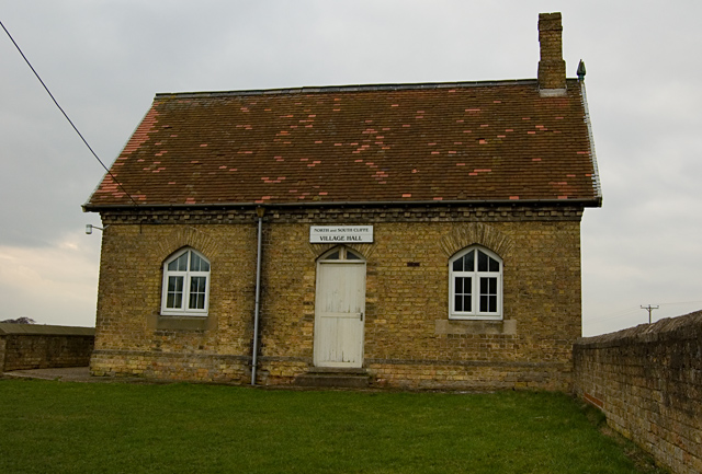 Village hall, North Cliffe