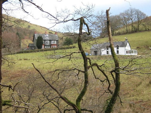 Llwydiarth Hall