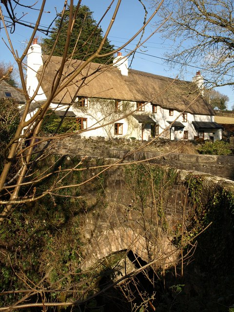 Cottage, Combe Bridge