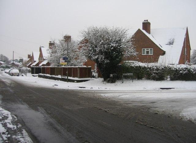 Sherborne Road / Merton Road