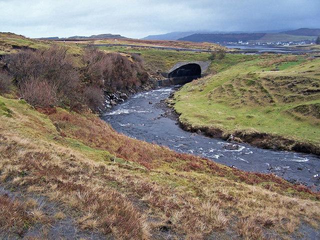 Bridge over Osdale River