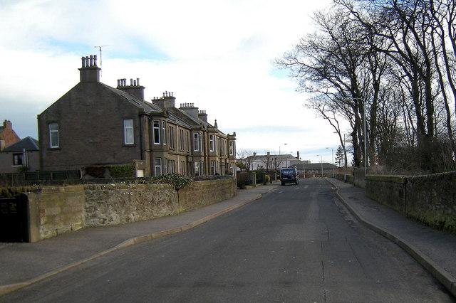 Alexandra Place, Arbroath
