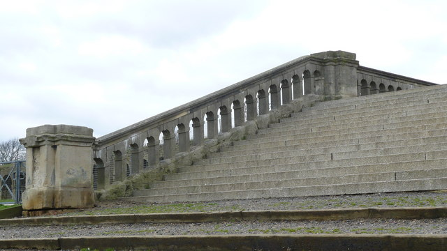Staircase, Crystal Palace Park