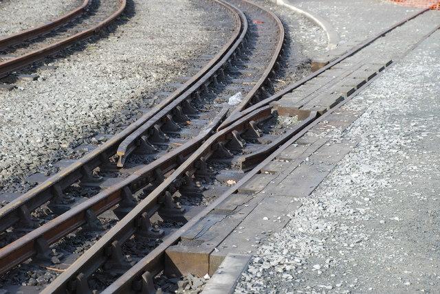 Rheilffyrdd wedi'u hailgysylltu - Railways reconnected