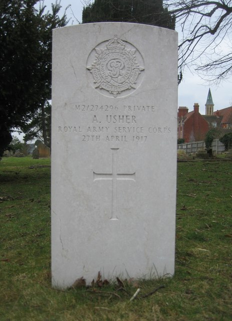 Pte. A Usher
