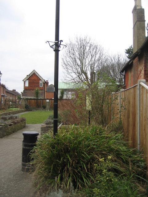 Aromatic Garden - Church Square