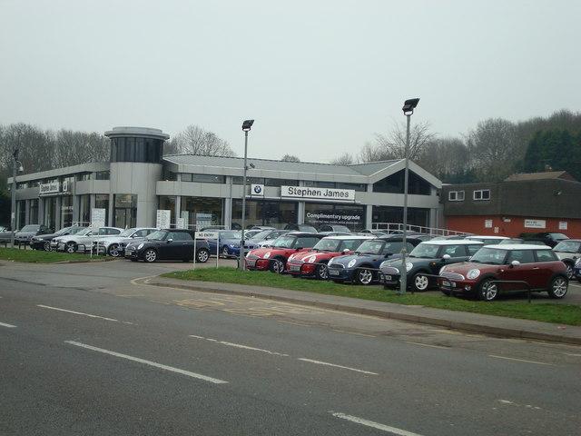 Car Dealer, Maidstone Road, Sidcup