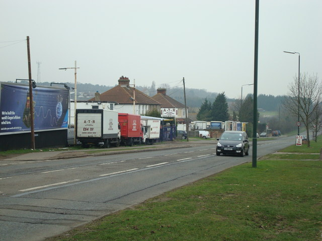 Maidstone Road, Ruxley