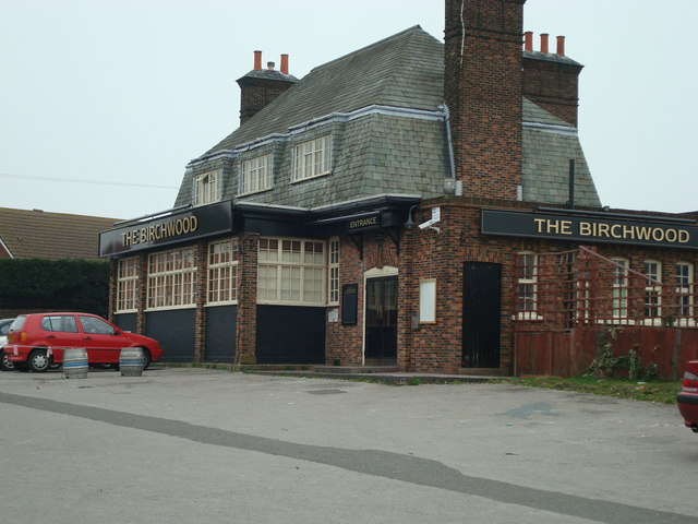 The Birchwood Public House, Swanley