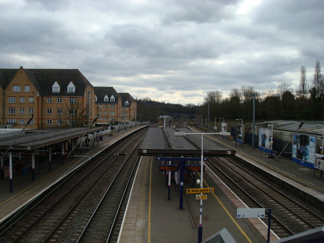 Elstree and Borehamwood Railway Station