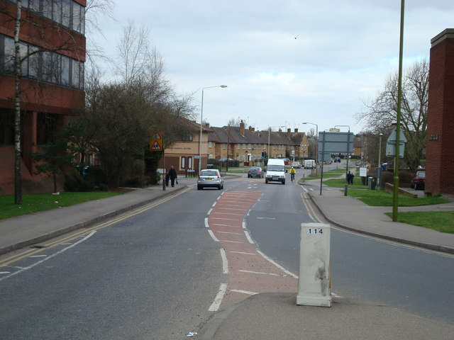 Brook Road, Borehamwood