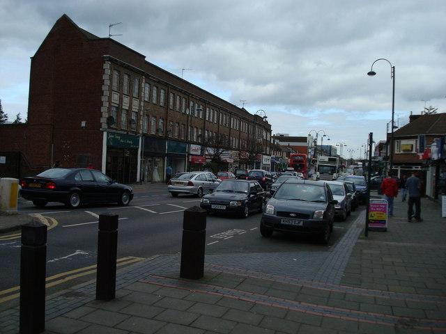 Shenley Road, Borehamwood