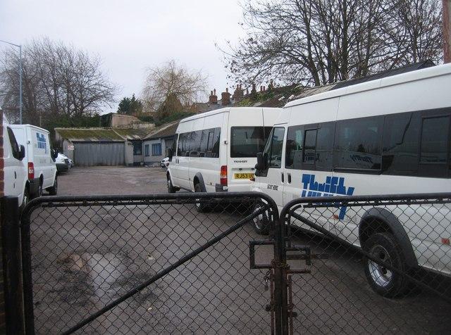 Thrifty van & car hire