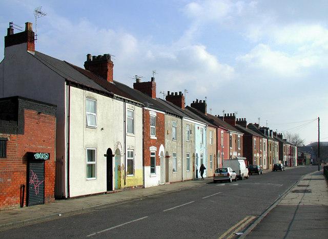 Conway Close, Hull