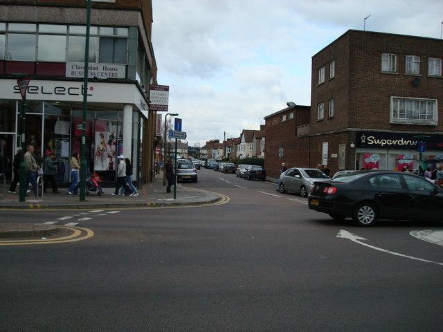 Clarendon Road, Borehamwood