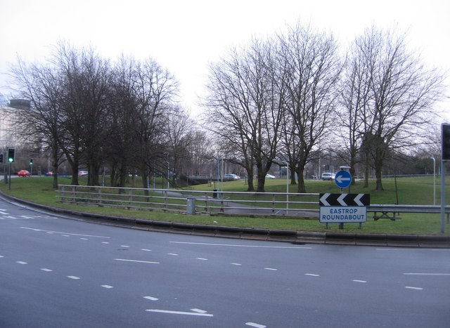 Eastrop roundabout