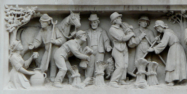 Lloyds Bank in Queen Square (detail 6), Wolverhampton