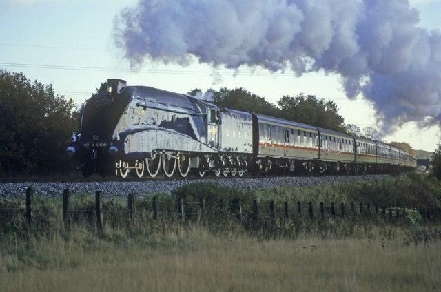 Steam on the Chiltern line