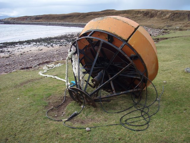 Beached Buoy?