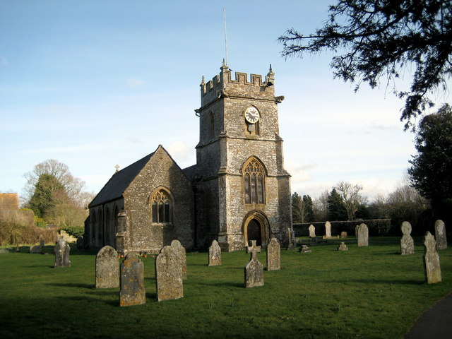 The Church of St Peter Chetnole