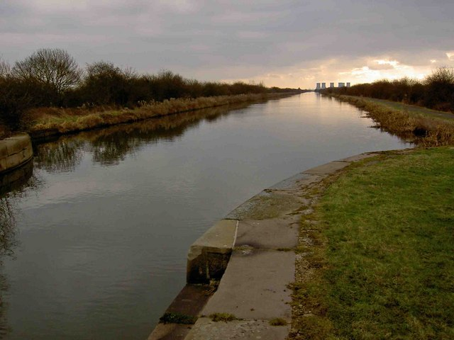 New Junction Canal near Smallhedge Farm