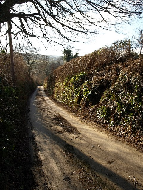 Lane to Combe