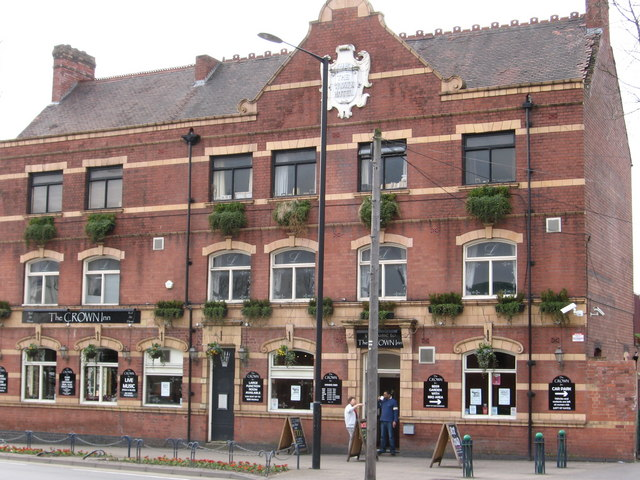 Nuneaton - Crown Hotel