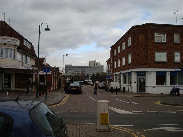 Grosvenor Road, Borehamwood