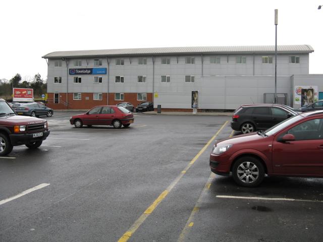 Travelodge At Knutsford Services - M6 Northbound