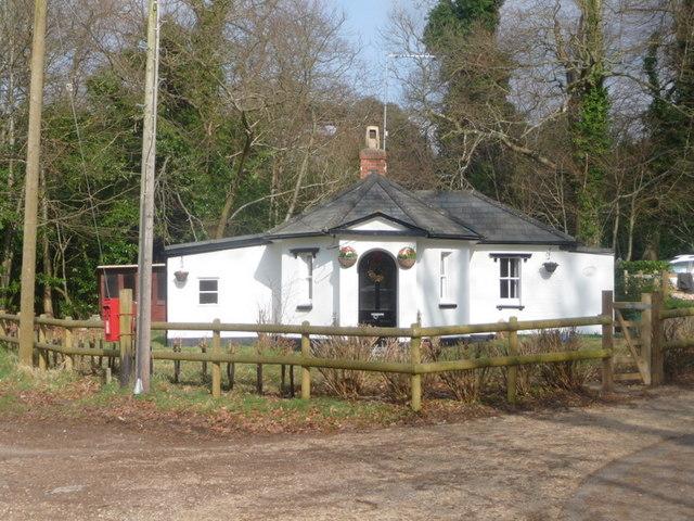 Holmsley South: Beech House Lodge