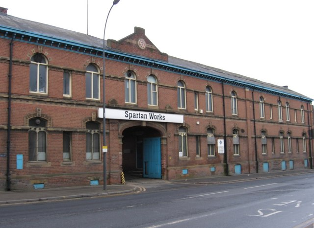 Attercliffe - Spartan Works