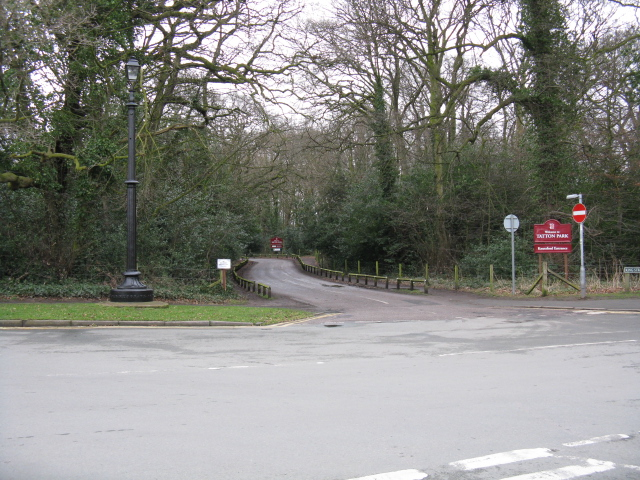 Tatton Park's Knutsford Entrance