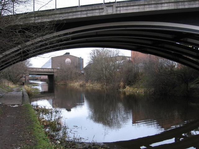 Attercliffe - Staniforth Road Bridge
