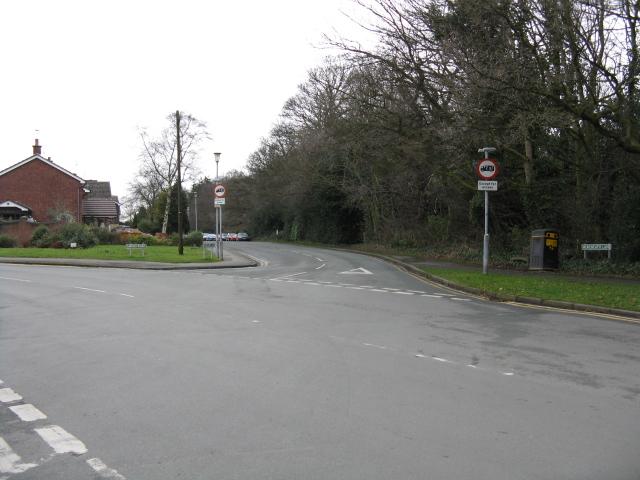Knutsford - Mereheath Lane