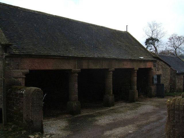 Barn at Gratton Grange Farm