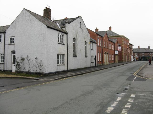 Knutsford - Tatton Street