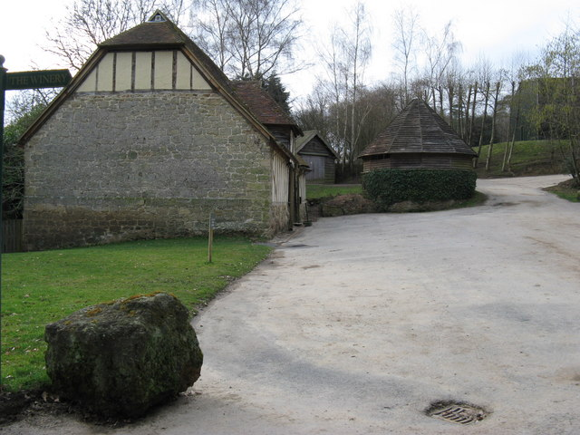 The round shed