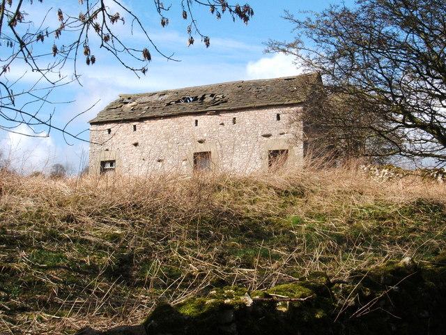 Barn, Weaddow Lane