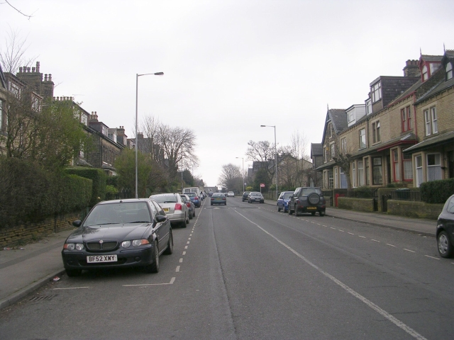Pollard Lane - viewed from Barmby Road