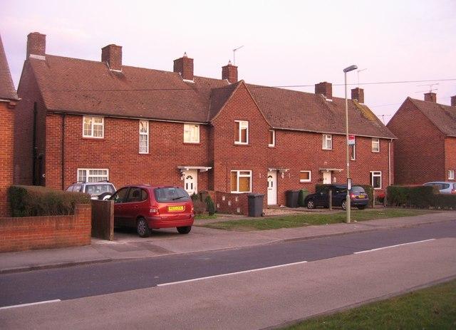 Semis in Pemerton Road