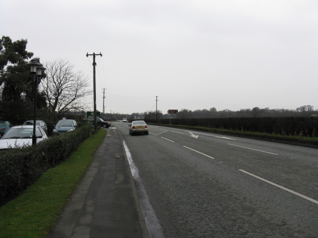 A50 at Cottons Hotel, Mere